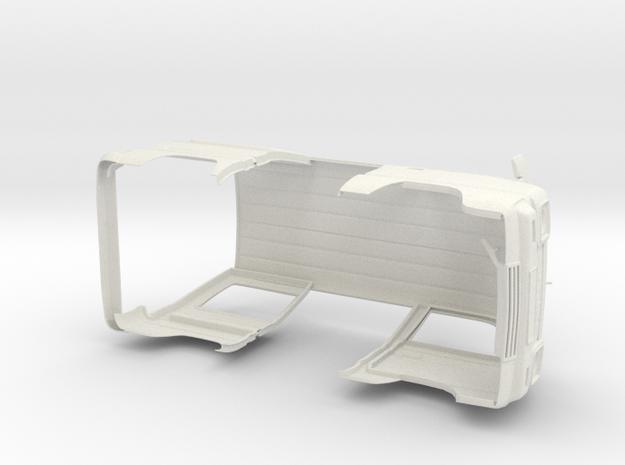 1:14 Suzuki Carry Mini Van Body in White Natural Versatile Plastic