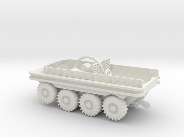 1/87 Scale Terrapin amphibious vehicle