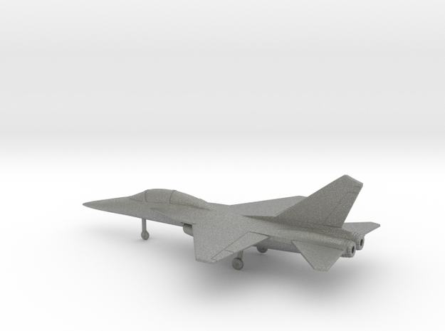 AIDC F-CK-1B Ching-kuo in Gray PA12: 1:160 - N