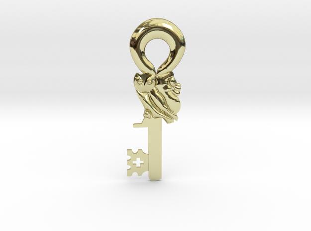 Drake DJ Khalid Rap Gift in 18K Yellow Gold