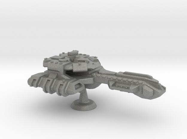 Icarus Class Battlecruiser - 1:7000 in Gray PA12