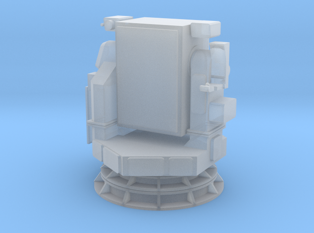 Russian Tracking Radar in Smooth Fine Detail Plastic