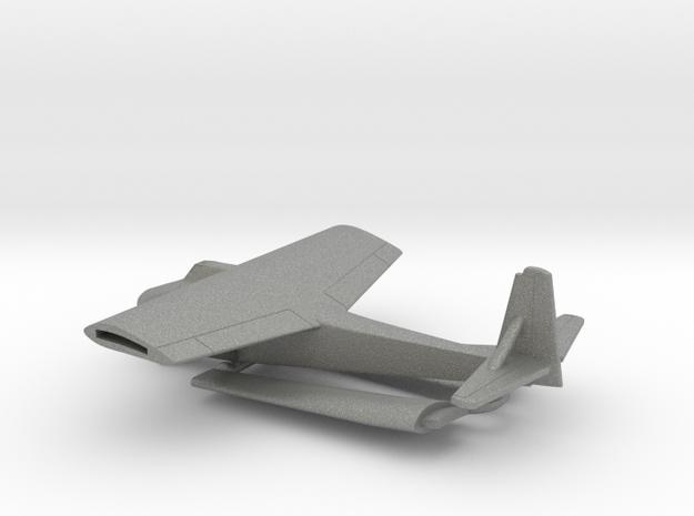 Messerschmitt Me 321 Gigant in Gray PA12: 1:400