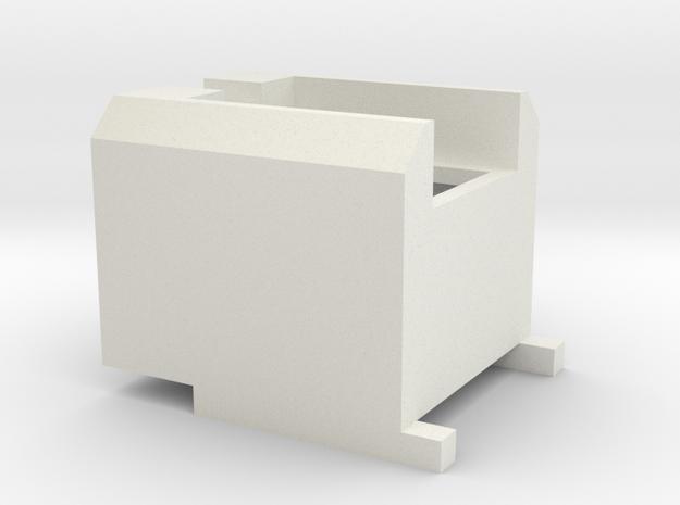 Atlas ALCo C420 Silver Series  in White Natural Versatile Plastic