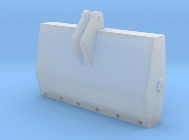 Mistgabel Kat3 siku ohne Zinken in Smooth Fine Detail Plastic
