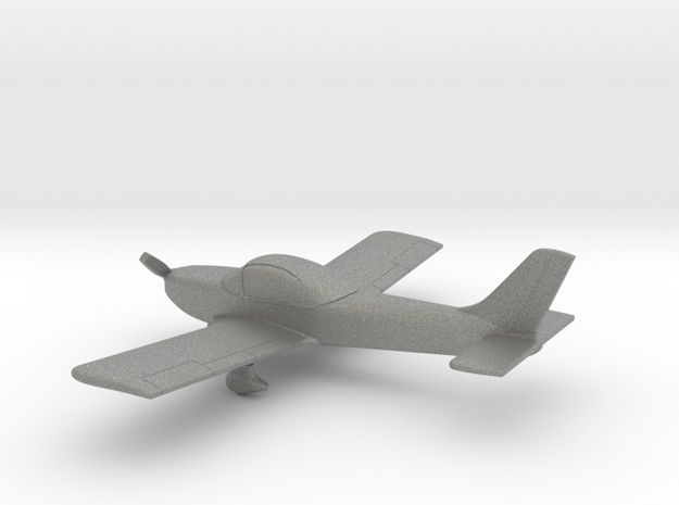 Wassmer WA-41 Baladou in Gray PA12: 1:144