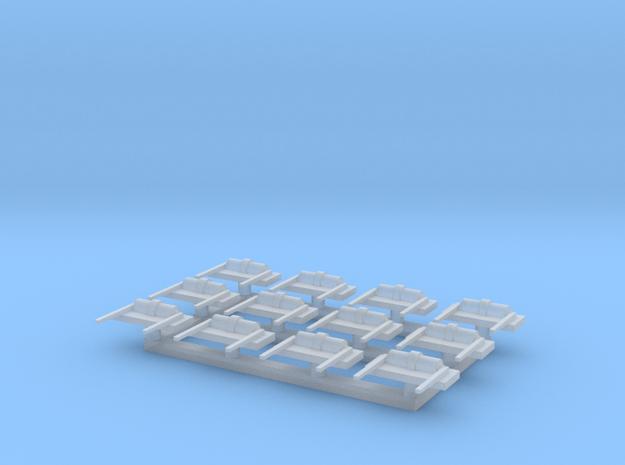 Disjoncteurs in Smoothest Fine Detail Plastic