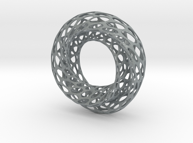 eight torus 3d printed
