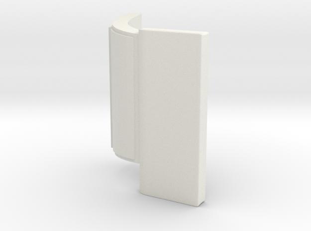 1400 JM Voyager Concept Pylon left 1 in White Natural Versatile Plastic
