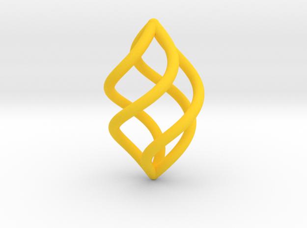 Christmas pendant Sona 3d printed
