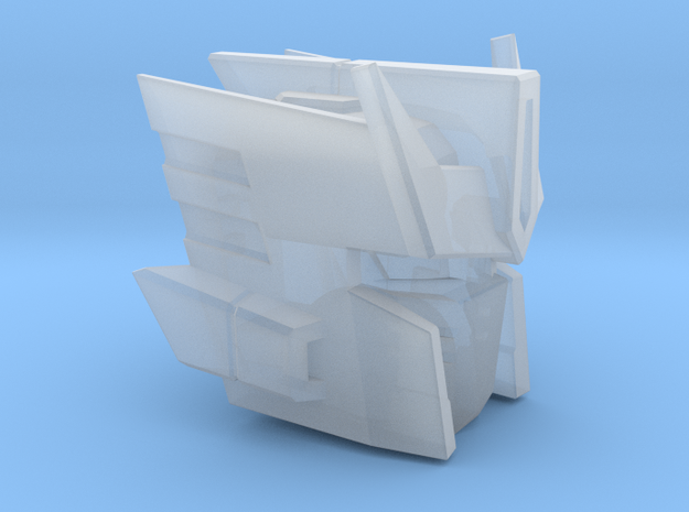 Wind Maker's head for WFC Siege in Smooth Fine Detail Plastic