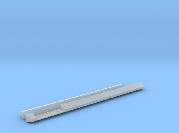 1:50 320F/323F Power Pack Bumper Guards  in Smooth Fine Detail Plastic