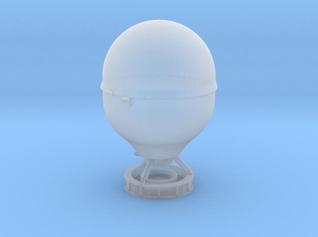 1:130 Scale Mk92 CAS RADAR in Smoothest Fine Detail Plastic