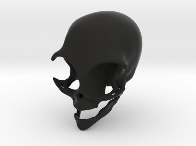 Grey Alien Skull