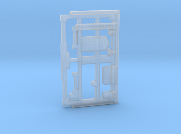 51g-J-Pallet LRV A15-A16 in Smooth Fine Detail Plastic