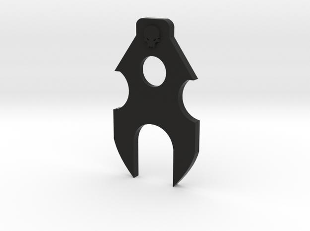 Deranged Stabilizer in Black Strong & Flexible