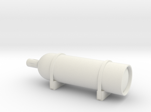 Elco Smoke Generator 16th v2 in White Natural Versatile Plastic