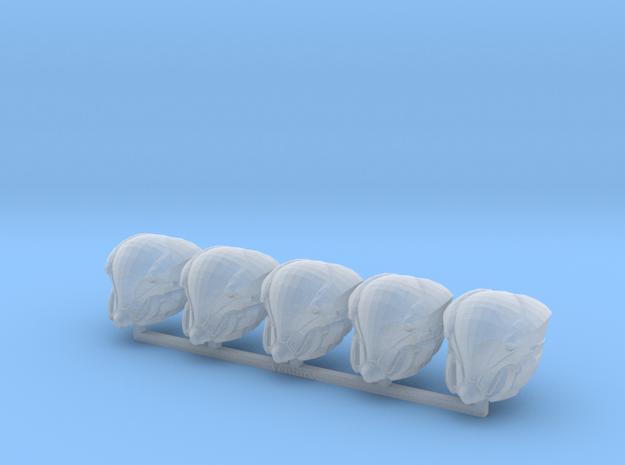 MCX Halo 5 Venture x5 in Smoothest Fine Detail Plastic