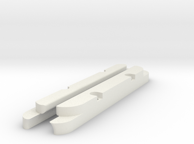 Sparcraft S330 pg596B V.2 in White Natural Versatile Plastic
