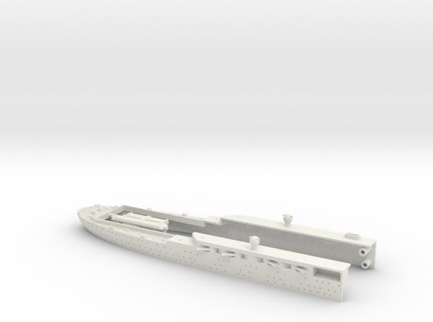 1/700 FlugDeckKreuzer AIII Stern in White Natural Versatile Plastic