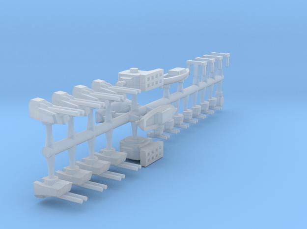 1/700 FlugDeckKreuzer AII Fittings in Smooth Fine Detail Plastic