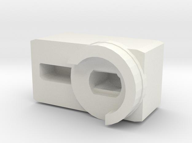 kranik8 in White Natural Versatile Plastic