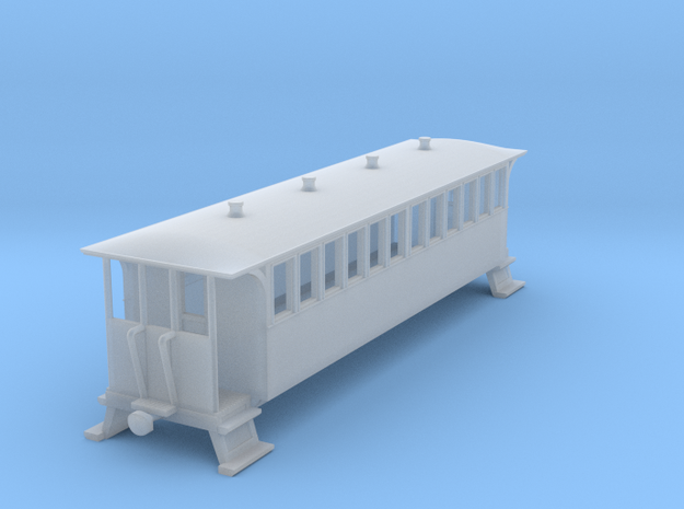 cfc-160fs-cf-camargue-coach-2nd-b20-25 in Smooth Fine Detail Plastic