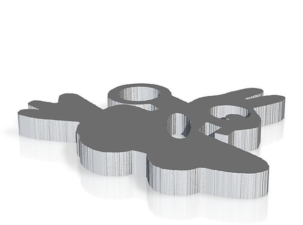 Roadrabbit 3d printed