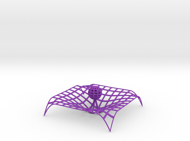 Gravity Single Body Wire 3d printed