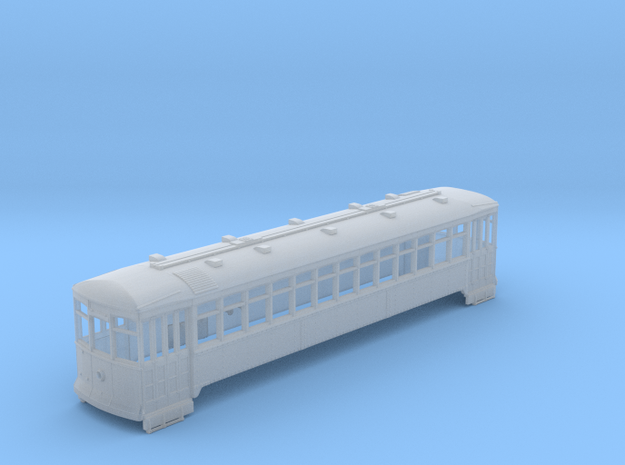 (TEST) N Gauge MB3CR in Smooth Fine Detail Plastic