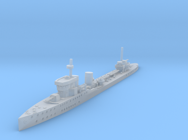 1/1250 Psilander Class Destroyer in Smooth Fine Detail Plastic