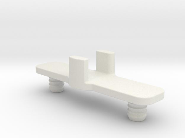 Ikea TOBO 118135 in White Natural Versatile Plastic