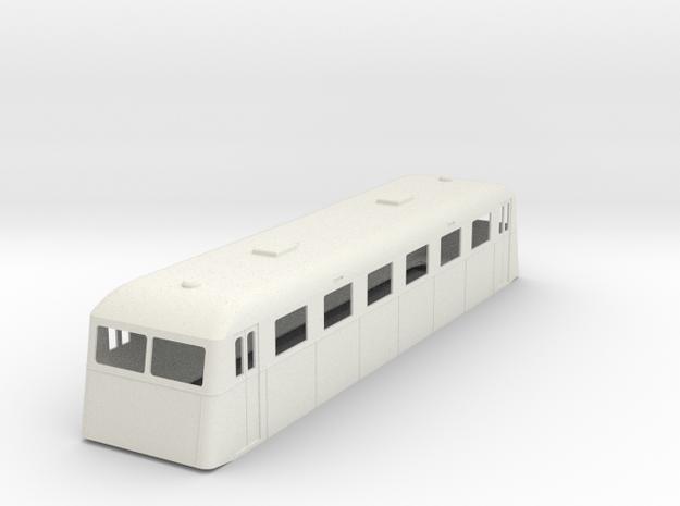 sj35-ub01p-ng-trailer-passenger-coach in White Natural Versatile Plastic