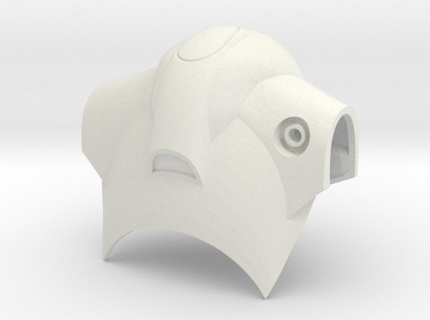 B2 Super Battle Droid | CCBS Scale in White Natural Versatile Plastic