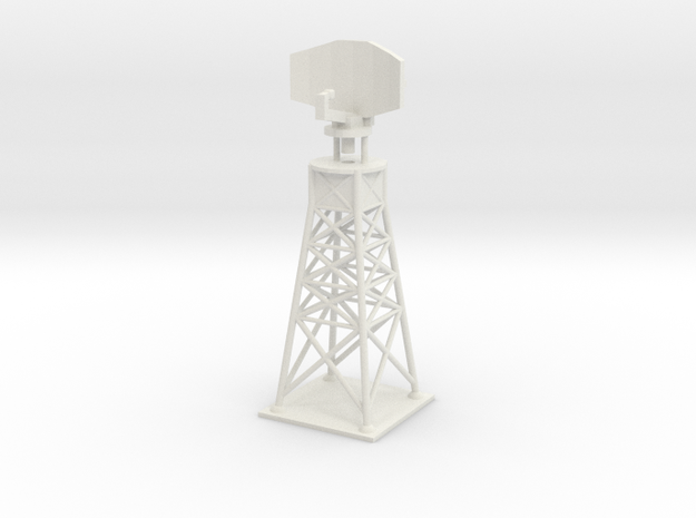 Airport Ground Radar Tower - Various Scales