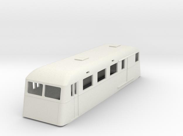 sj64-ubf011p-ng-trail-passenger-luggage-coach in White Natural Versatile Plastic