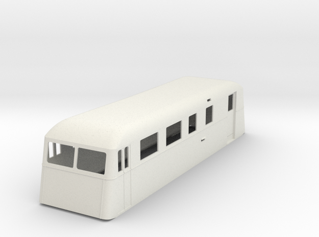 sj32-ucd01p-ng-trailer-passenger-post-coach in White Natural Versatile Plastic
