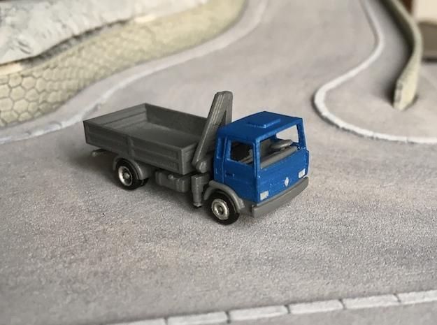 Renault Midliner Construction 2 - N 1:160 in Smooth Fine Detail Plastic