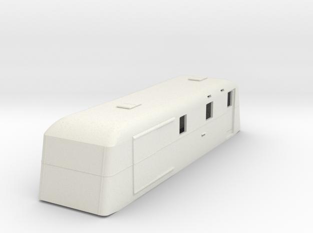 sj64-udf01t-ng-trailer-post-luggage-van in White Natural Versatile Plastic