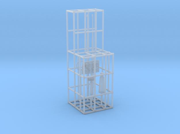 1/100 Uboot Conning Tower Details IXC U-505
