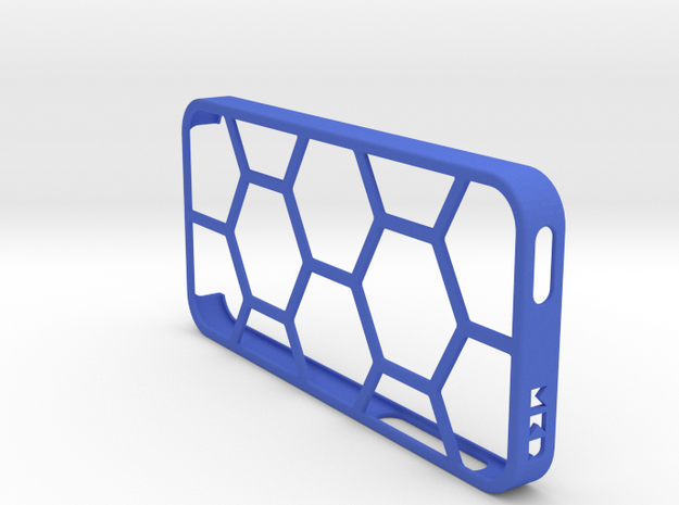 iPhone 5/5s Case - Hexelion 3d printed