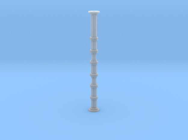 Star Trek TMP Hollow Vertical Warp Core!!! in Smoothest Fine Detail Plastic