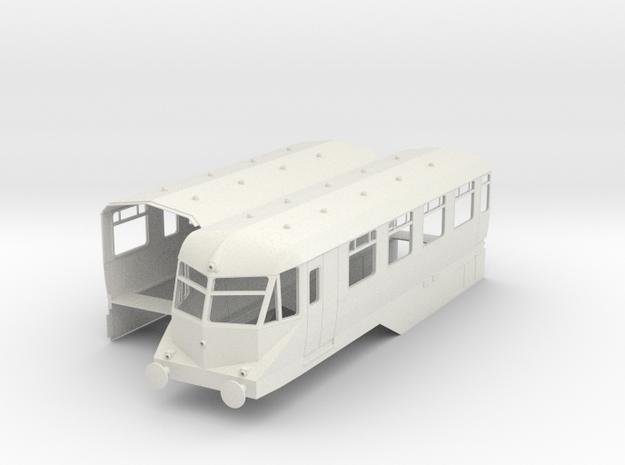 o-22-5-gwr-railcar-buffet-36-38 in White Natural Versatile Plastic