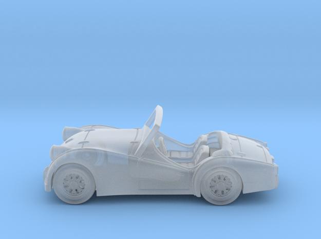 Triumph TR3 1960 1:160 N in Smooth Fine Detail Plastic