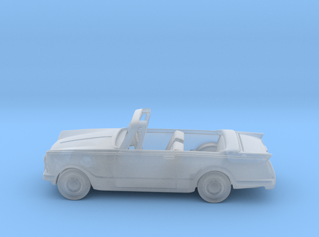 Triumph Vitesse Convertible 1:160 N in Smooth Fine Detail Plastic