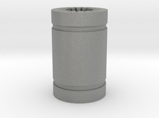 Linear bearing LM6UU in Gray PA12