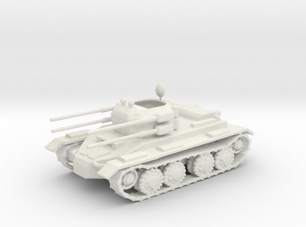 BT5v4 in White Natural Versatile Plastic
