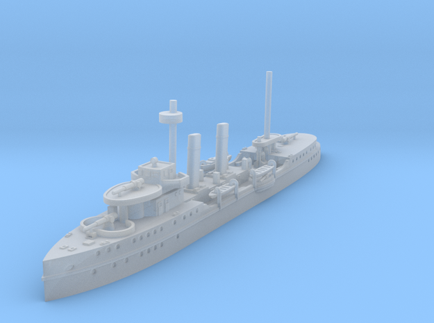 1/700 HSwMS Clas Fleming (1914) in Smooth Fine Detail Plastic