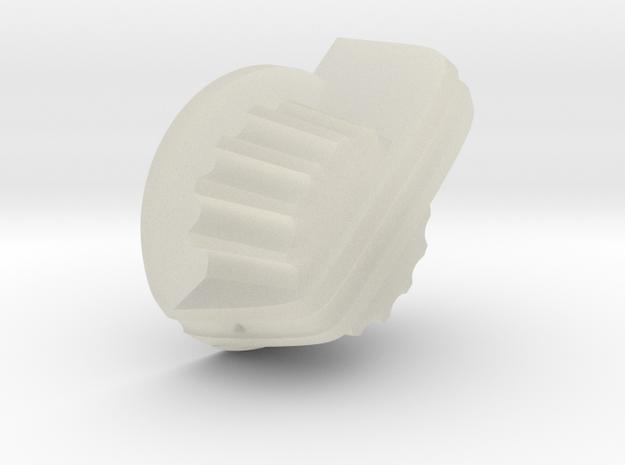 bar knob 01 3d printed