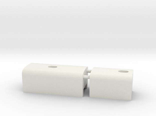 Kato RS2/RSC2 ALCo Speaker Baffle Set in White Natural Versatile Plastic
